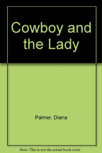 9780340329238: Cowboy and the Lady