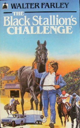 The Black Stallion's Challenge (Knight Books) (0340329939) by Walter Farley