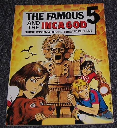 9780340330135: Famous Five and the Inca God