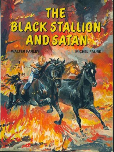 9780340330203: The Black Stallion and Satan