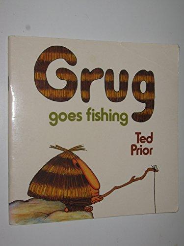 9780340333402: Grug Goes Fishing (Grug series)