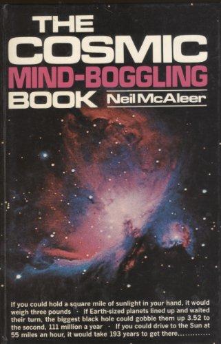 9780340334294: Cosmic Mind-boggling Book