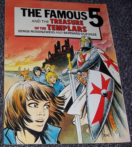 9780340339848: The Famous Five and the Treasure of the Templars