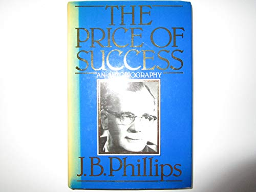 9780340345030: The Price of Success