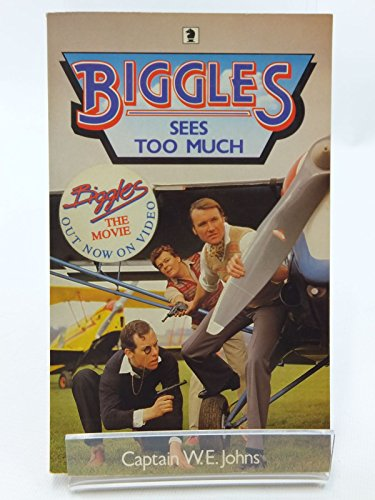 9780340345139: Biggles Sees Too Much (Knight Books)