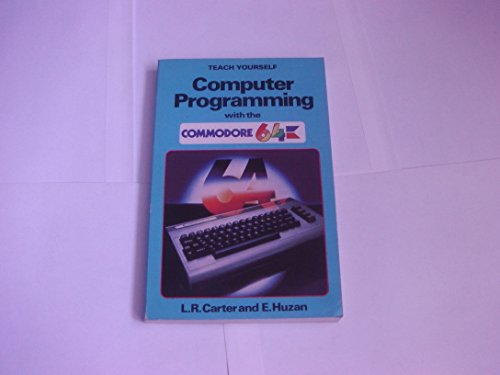 9780340346389: Computer Programming with the Commodore 64 (Teach Yourself)