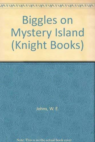 9780340348383: Biggles on Mystery Island (Knight Books)