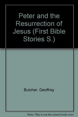 9780340350799: Peter (First Bible Stories)