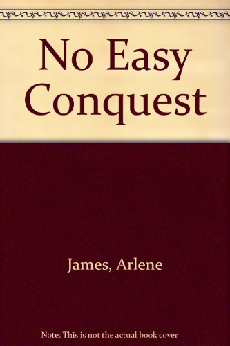 9780340351178: No Easy Conquest