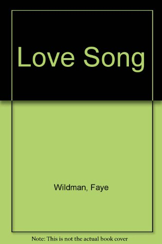 9780340351437: Love Song