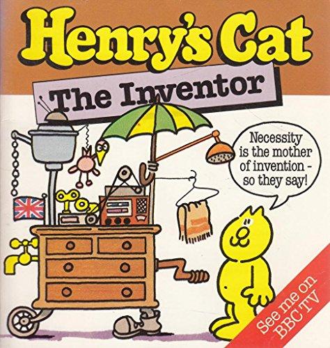 Henrys Cat Little Bk:Inventor: Hayward