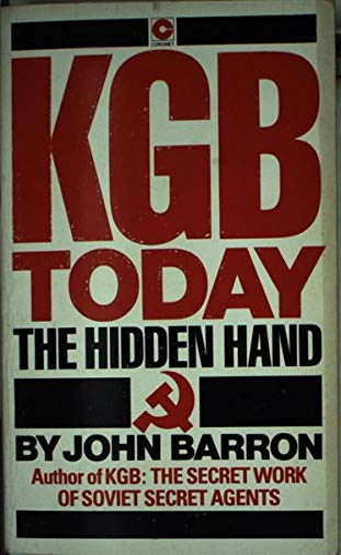 9780340352120: Kgb Today: the Hidden Hand