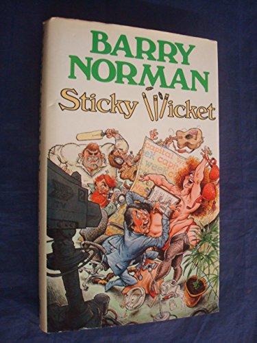 9780340352670: Sticky Wicket