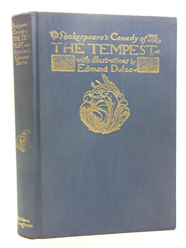 9780340354216: Shakespeare's Comedy of the Tempest