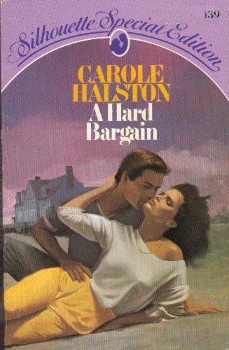 9780340354308: A Hard Bargain