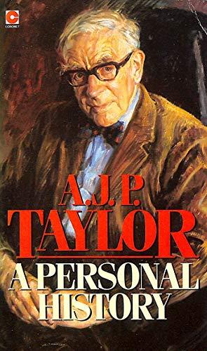 9780340354711: A Personal History (Coronet Books)