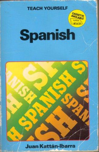 9780340356517: Spanish (Teach Yourself)