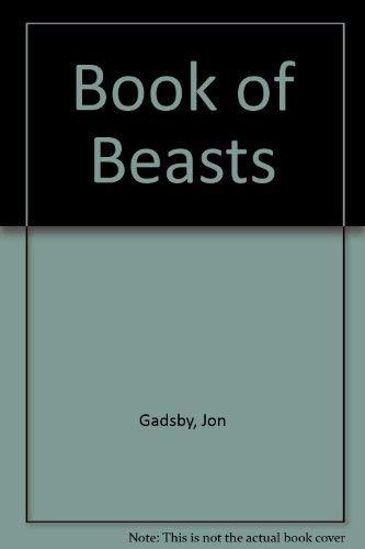 Jon Gadsby's Book of Beasts: Gadsby, Jon