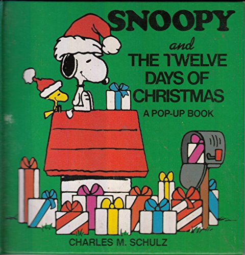 9780340361191: Snoopy's Twelve Days of Christmas: Pop-up Book