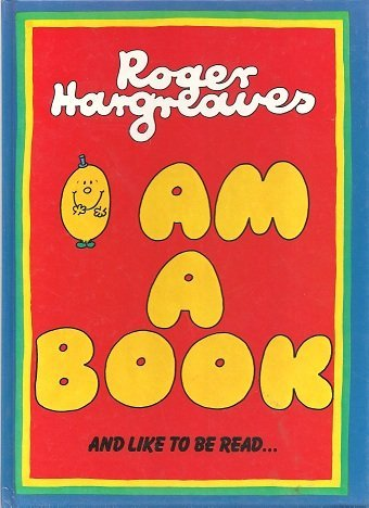 I am a Book: Roger Hargreaves