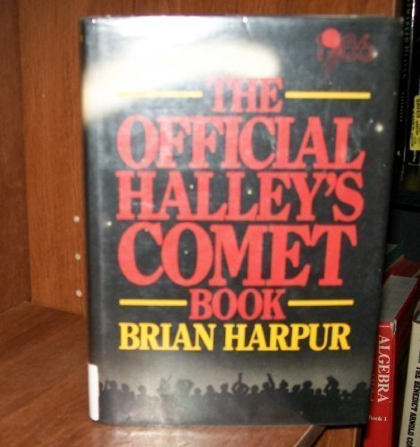 The Official Halley's Comet Book.
