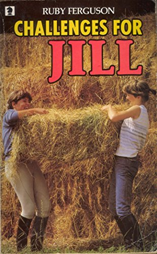 9780340367087: Challenges for Jill (Knight Books)