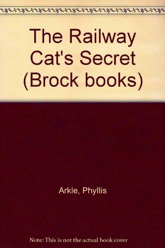 Railway Cat's Secret Arkle (9780340367438) by Phyllis Arkle