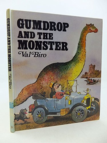 9780340367728: Gumdrop and the Monster