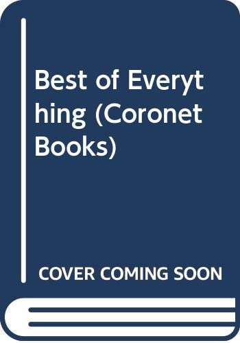 9780340369210: Best of Everything (Coronet Books)