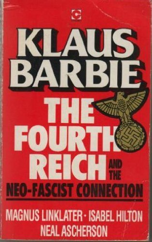 9780340369364: Klaus Barbie: The Fourth Reich (Coronet Books)