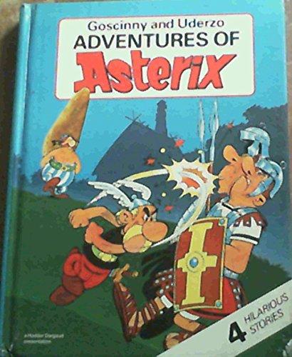 9780340372456: Adventures of Asterix: Omnibus