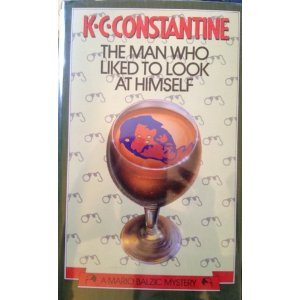 Man Who Liked to Look At Himself (0340372494) by K C Constantine