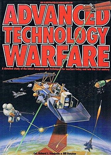 9780340373118: An Illustrated Examination of Advanced Technology Warfare