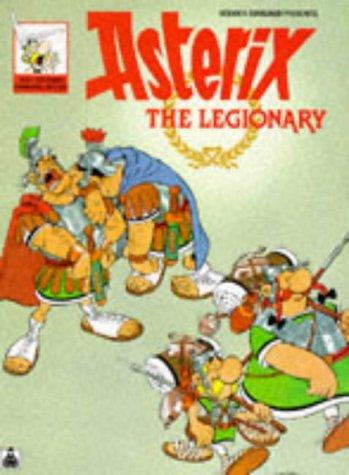 9780340373880: ASTERIX THE LEGIONARY BK 7 PKT (Knight Books)