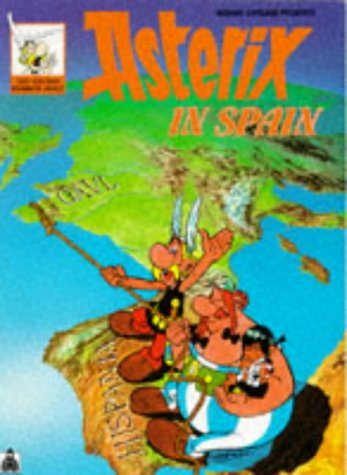 9780340373903: ASTERIX IN SPAIN
