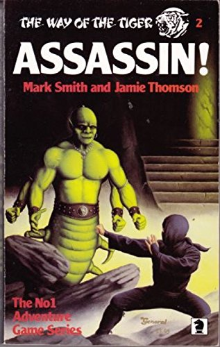 9780340377888: Assassin! (Knight Books)