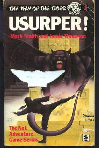9780340377895: Usurper! (Knight Books)