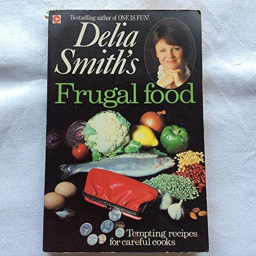 9780340378106: Frugal Food (Coronet Books)