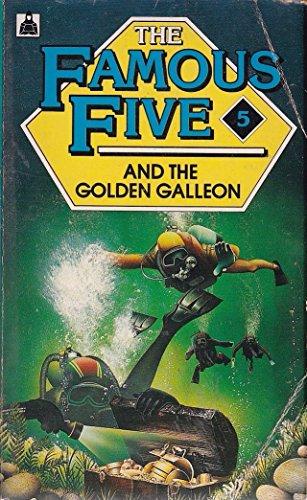 The Famous Five in Deadly Danger: Enid Blyton's Famous Five, Written By Claude Voilier