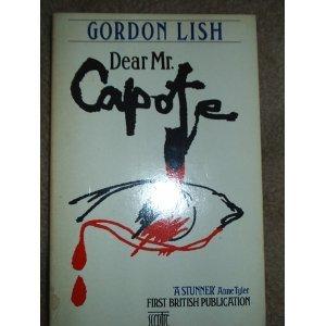 9780340378939: Dear Mr. Capote