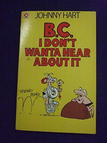9780340379042: I Don't Want to Hear About it (Coronet Books)
