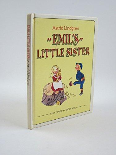9780340381144: Emil's Little Sister