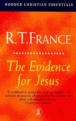 9780340381724: The Evidence for Jesus (Jesus library)