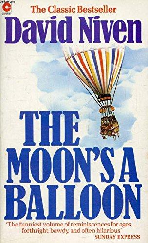 9780340382646: Moon's a Balloon (Coronet Books)