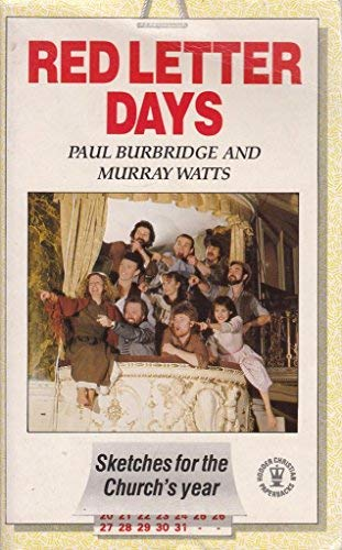 Red Letter Days (Hodder Christian paperbacks): Burbridge, Paul and