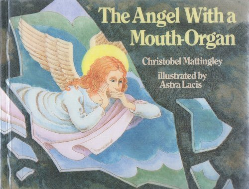 9780340384442: The Angel with a Mouth Organ (Knight Books)