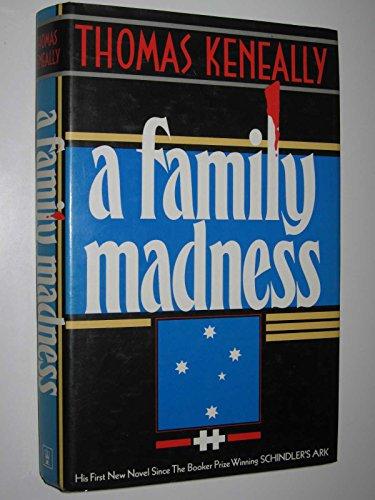 9780340384497: A Family Madness