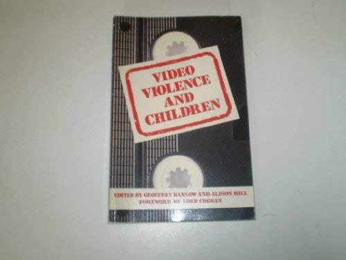 9780340384619: Video Violence and Children