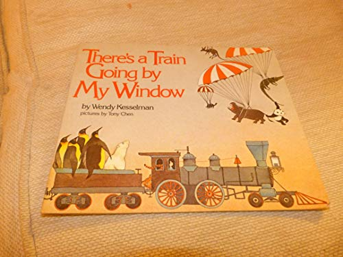 9780340387559: There's a Train Going by My Window (Knight Books)