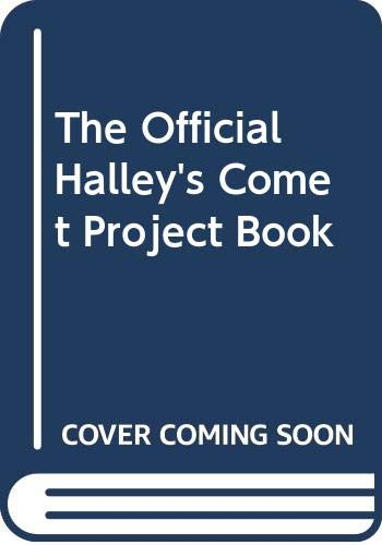 9780340388303: The Official Halley's Comet Project Book